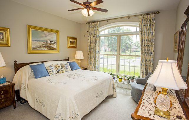 Inviting Tudor Bedroom 2